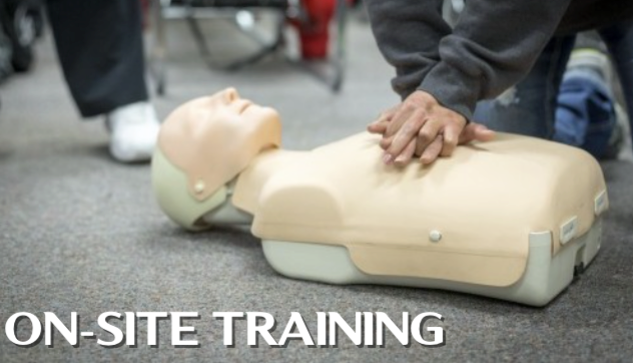 On-Site Safety Training
