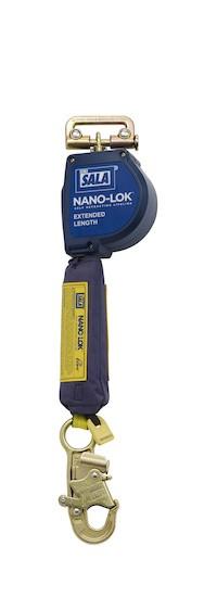 Nano-Lok™ Extended Length Quick Connect Self Retracting Lifeline - Web (#3101581)