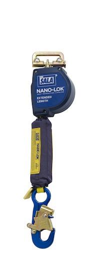 Nano-Lok™ Extended Length Quick Connect Self Retracting Lifeline - Web (#3101587)