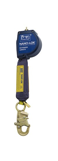 Nano-Lok™ Extended Length Self Retracting Lifeline - Web (#3101585)
