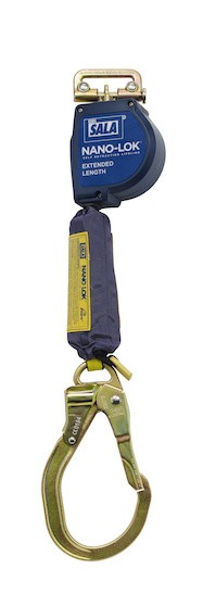 Nano-Lok™ Extended Length Quick Connect Self Retracting Lifeline - Web (#3101591)