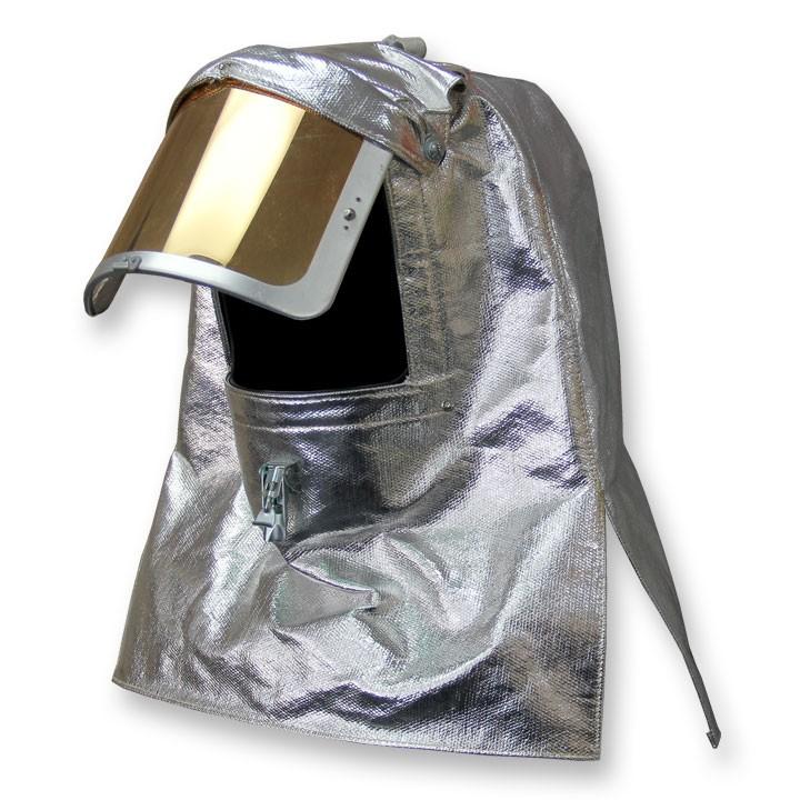 19oz. Aluminized Para Aramid Blend Hood (#220-AKV-GF)