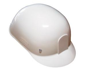 Diamond Bump Cap, White (#302-WHITE)