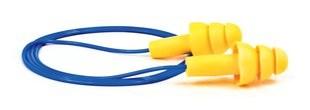 3M E-A-R UltraFit Earplugs Econopack, corded (#340-4014)
