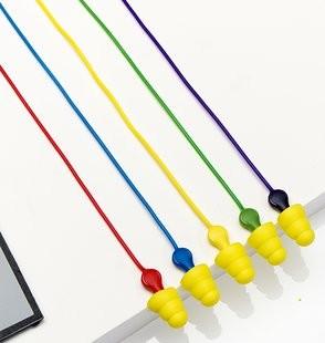 3M E-A-R UltraFit Plus Earplugs, corded (#340-6004)
