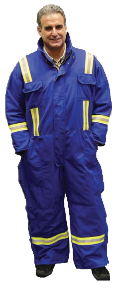Cold Climate Coveralls (#605-CC-US)
