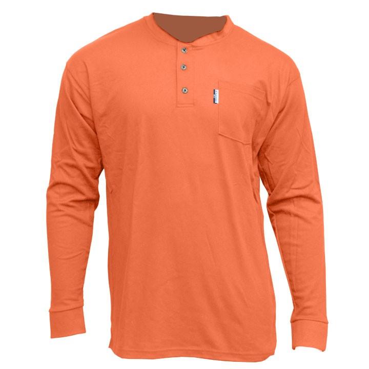Henley-Style Shirt (#610-FRC-HEN)