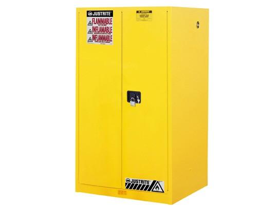Sure-Grip EX Flammable Safety Cabinet, Manual Door, 60 Gallon Cap. (#896000)