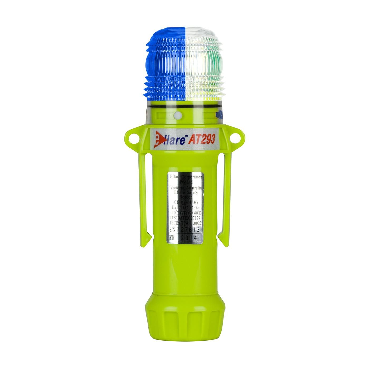 "Eflare™ 8"" Safety & Emergency Beacon - Alternating Blue/White  (#939-AT293-B/W)"