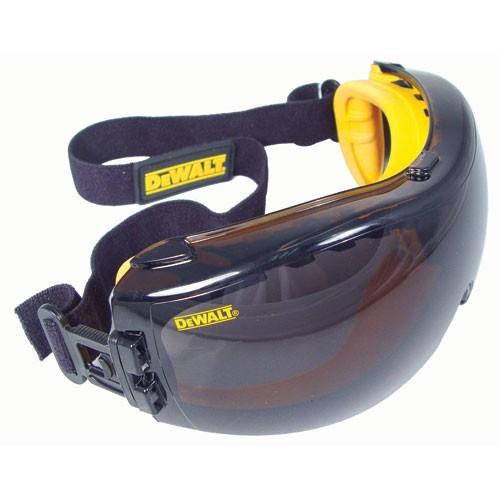 DeWalt CONCEALER™  Goggle, smoke anti-fog (#DPG82-21)