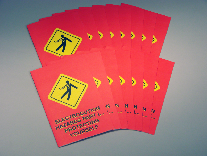 Electrocution Hazards in Construction Environments Part 1 - Types of Hazards and How You Can Protect Yourself Booklet (#B0001520EM)