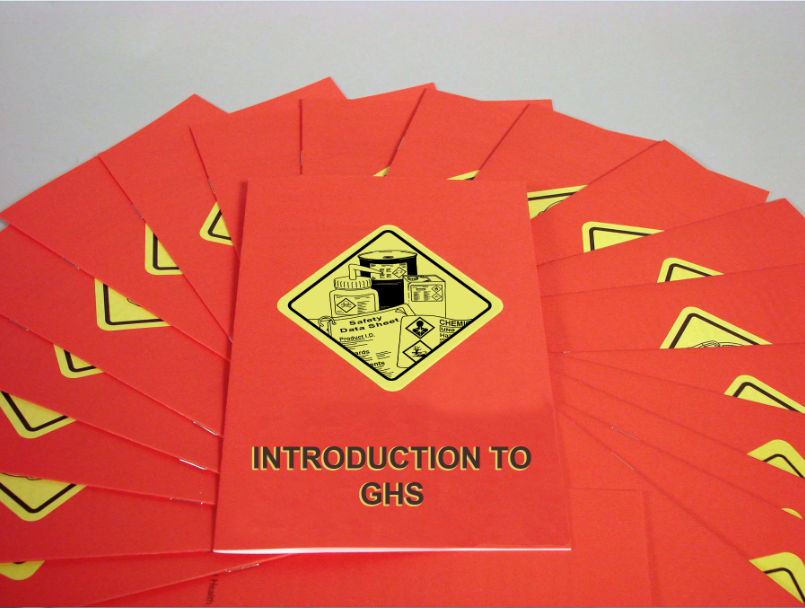 Introduction to GHS (The Globally Harmonized System) Booklet (#B0001540EX)