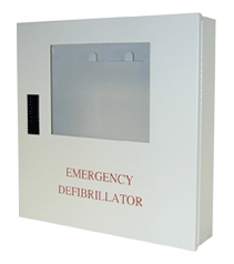 Lifeline Wall Mount Cabinet, Alarmed (#DAC-220)