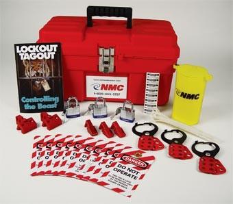 Portable Lockout Kit (#ELOK1)