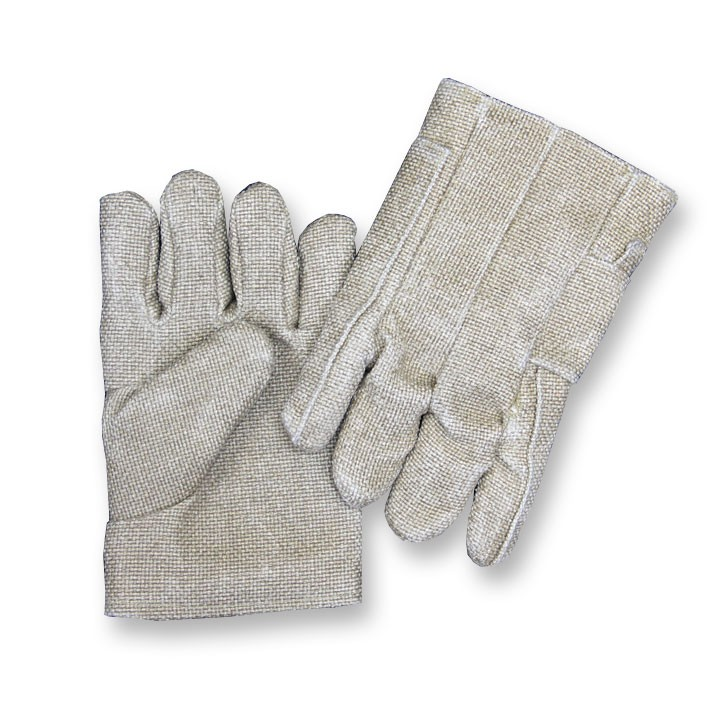 35oz. Zetex Plus with Full Split Leather Reinforcement Gloves