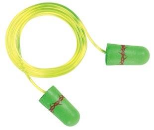 3M Nitro Tattoo Earplugs, corded (#P1101)