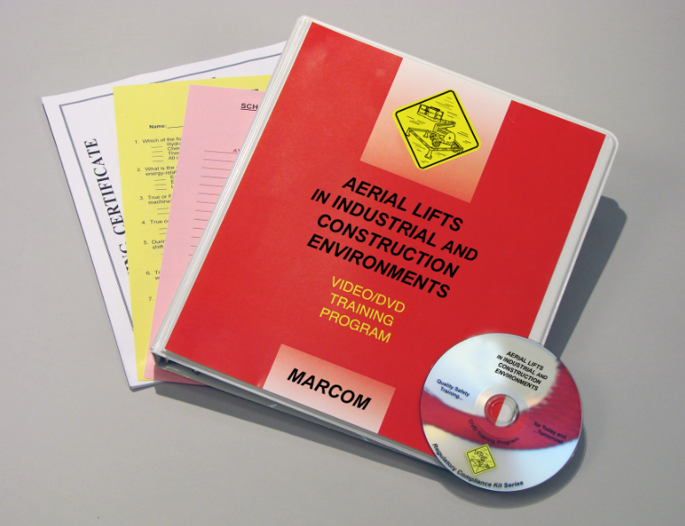 Aerial Lifts in Industrial and Construction Environments DVD Program (#V0001719EO)