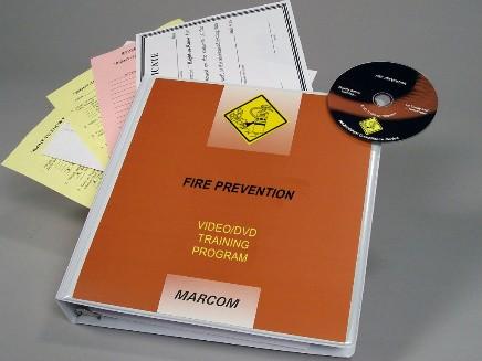 HAZWOPER: Fire Prevention DVD Program (#V0001829EW)