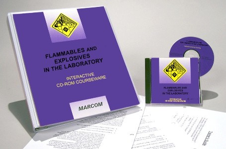 Flammables and Explosives in the Laboratory Interactive CD (#C0001950ED)
