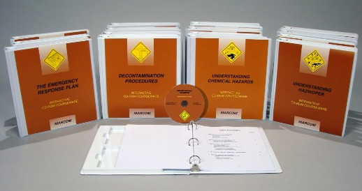HAZWOPER: Emergency Response HAZMAT Technician Package Interactive CD (#C000HZ50ED)