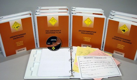 HAZWOPER: Emergency Response HAZMAT Technician Package DVD Program (#V000HZ59EW)