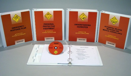 HAZWOPER: Emergency Response Operations Package Interactive CD (#C000HZ70ED)