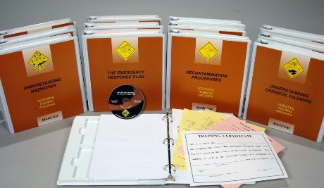 HAZWOPER: General Training Package DVD Program (#V000HZ29EW)