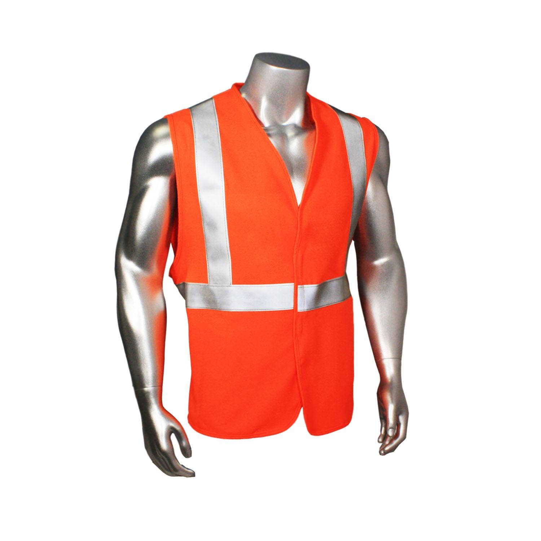 Standard Fire Retardant Safety Vest (#HV-UTIL)