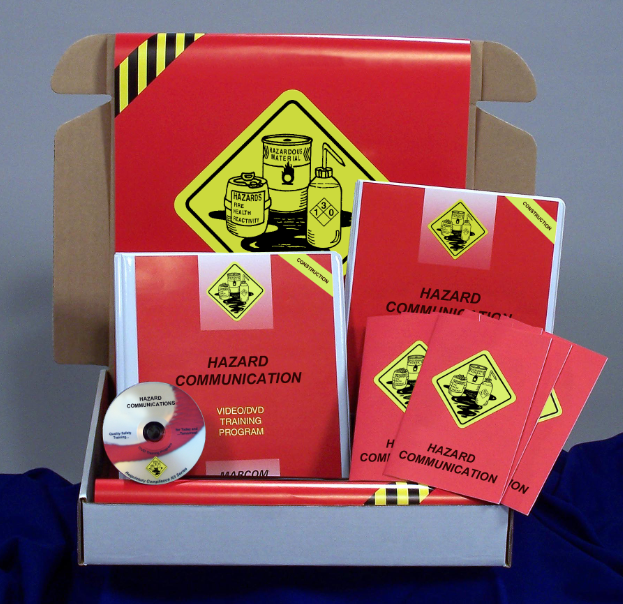 Hazard Communication in Construction Environments DVD Kit (#K0003579ET)