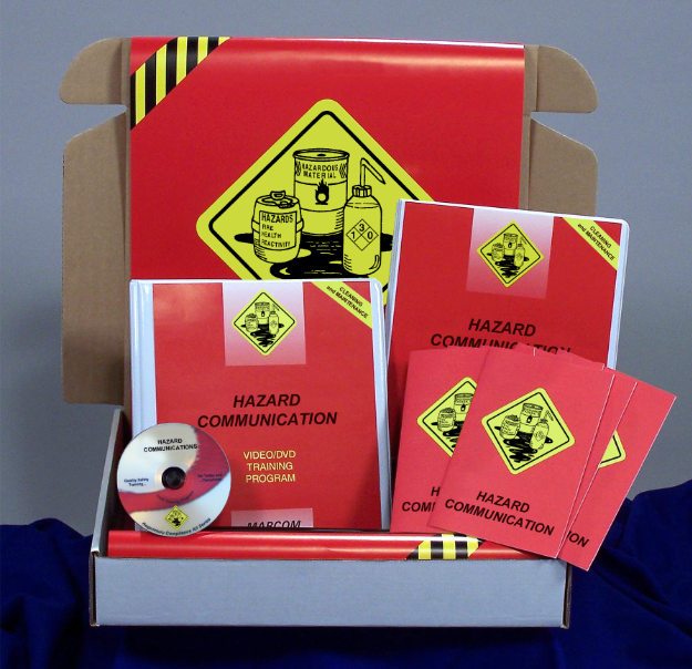Hazard Communication in Cleaning and Maintenance Environments DVD Kit (#K0003539EO)