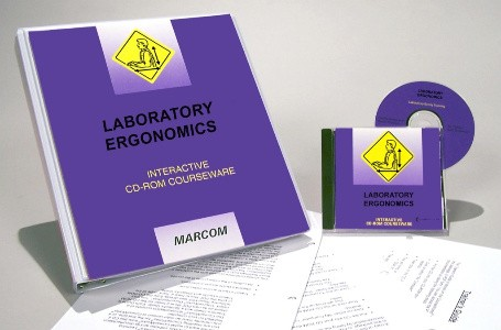 Laboratory Ergonomics Interactive CD (#C0001970ED)