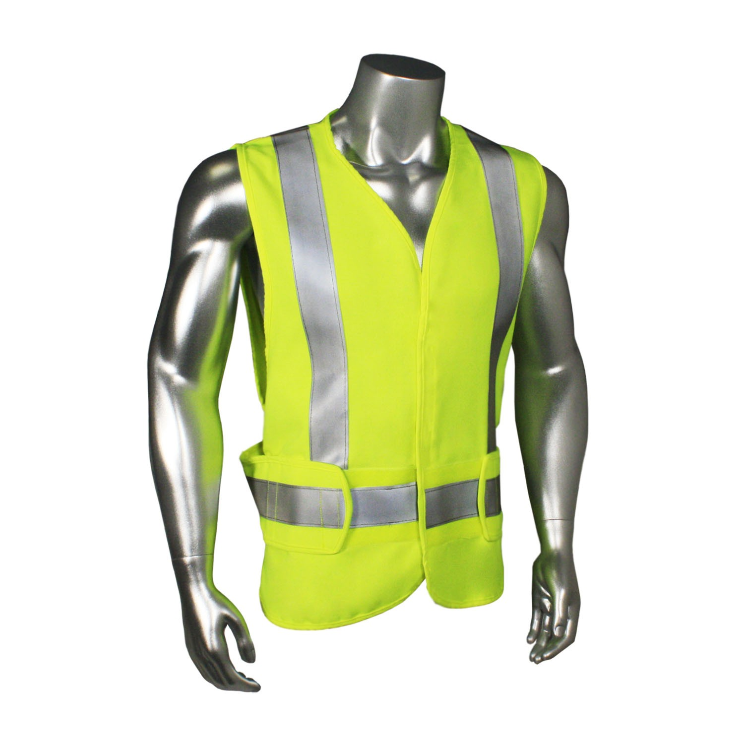 Adjustable Fire Retardant Safety Vest (#LHV-UTL-A)