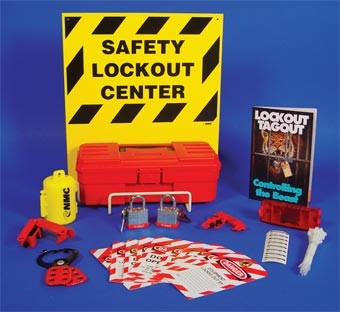 Electrical Lockout Center (#LOK2)
