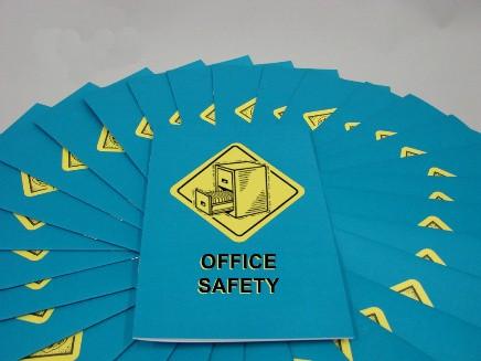 Office Safety Booklet (#B0000200EM)