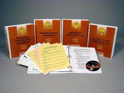 HAZWOPER: Emergency Response Operations Package DVD Program (#V000HZ79EW)