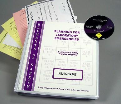 Planning for Laboratory Emergencies DVD Program (#V0002009EL)