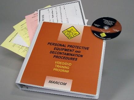 HAZWOPER: Personal Protective Equipment and Decontamination Procedures DVD Program (#V0001869EW)