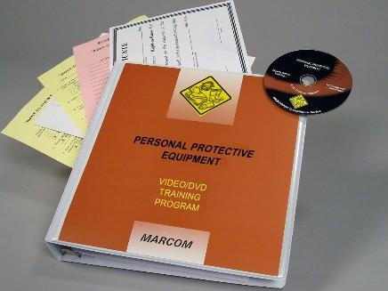 HAZWOPER: Personal Protective Equipment DVD Program (#V000CPE9EW)