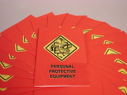 Personal Protective Equipment Booklet (#B000PPE0EX)