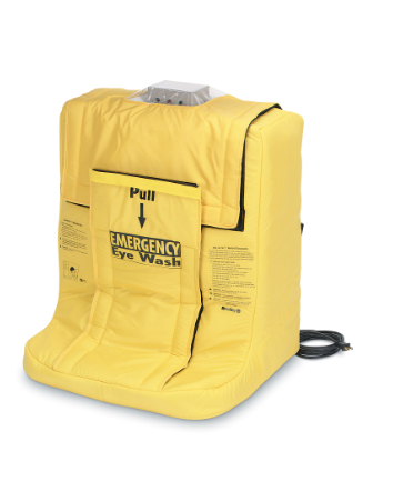 Frost-Proof On-Site Portable Gravity-Fed Eyewash (#S19-921H)