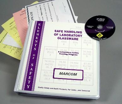 Safe Handling of Laboratory Glassware DVD Program (#V0002029EL)