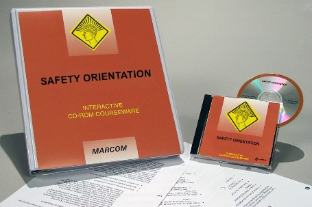 HAZWOPER: Safety Orientation Interactive CD (#C0001840ED)