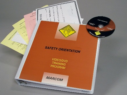 HAZWOPER: Safety Orientation DVD Program (#V0001849EW)