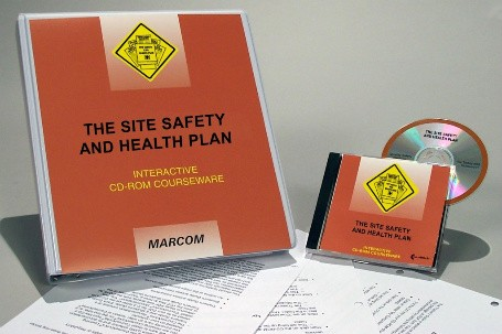 HAZWOPER: Site Safety and Health Plan Interactive CD (#C0001880ED)