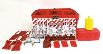 Electrical Lockout Starter Kit (#SKEB)