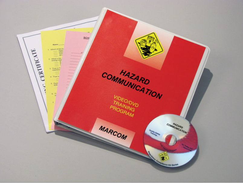 Hazard Communication in Industrial Environments DVD Program (#V0003509EO)