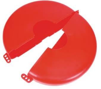 Valve Wheel Lockout (#VL13R)