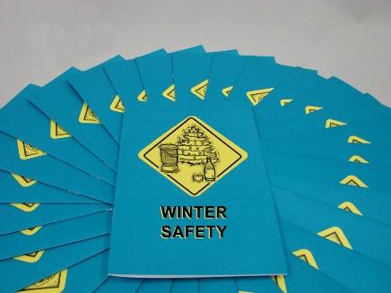 Winter Safety Booklet (#B000WIN0EM)