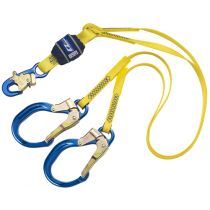 EZ-Stop™ 100% Tie-Off Shock Absorbing Lanyard (#1246021)