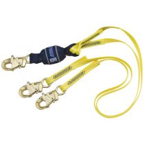 Force2™ 100% Tie-Off Shock Absorbing Lanyard (#1246161)